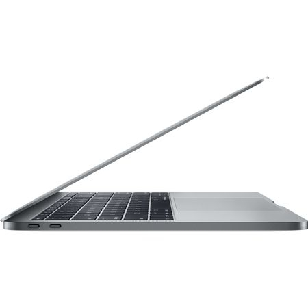 "Laptop Apple MacBook Pro 13 (mpxq2ro/a) cu procesor Intel® Dual Core™ i5 2.30GHz, 13.3"", Ecran Retina, 8GB, 128GB SSD, Intel® Iris Plus Graphics 640, macOS Sierra, ROM KB, Space Grey 3"