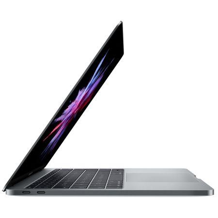 Laptop Apple MacBook Pro 15 (mr932ro/a), ecran Retina, Touch Bar, procesor Intel® Core™ i7 2.20 GHz, 16GB, 256GB SSD, Radeon Pro 555X W 4GB, macOS High Sierra, ROM KB, Space Grey 1