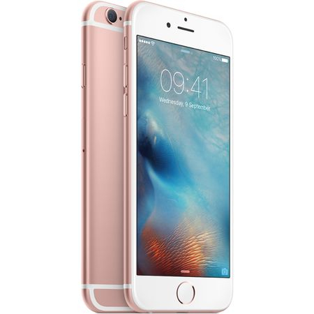 Telefon mobil Apple iPhone 6S, 16GB, Rose Gold (mkqm2rm/a) 3