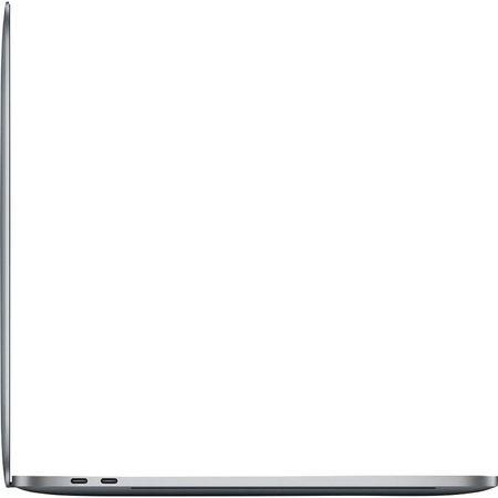 Laptop Apple MacBook Pro 15 (mv922ro/a) ecran Retina, Touch Bar, procesor Intel® Core™ i7 2.60 GHz, 16GB, 256GB SSD, Radeon Pro 555X W 4GB, macOS Mojave, ROM KB, Silver 4