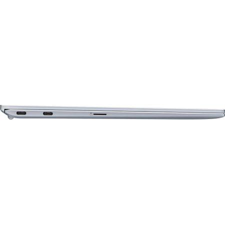 """Laptop ultraportabil ASUS UX392FA-AB002R cu procesor Intel® Core™ i7-8565U pana la 4.6 Ghz, 13.9"""", Full HD, 16GB, 512GB SSD M.2, Intel UHD Graphics 620, Windows 10 Pro, Utopia Blue 8"""
