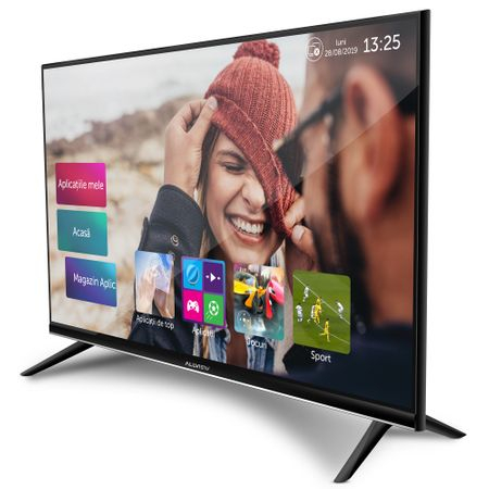Televizor LED Smart Allview, 81 cm, 32ATS5500-H, HD 2