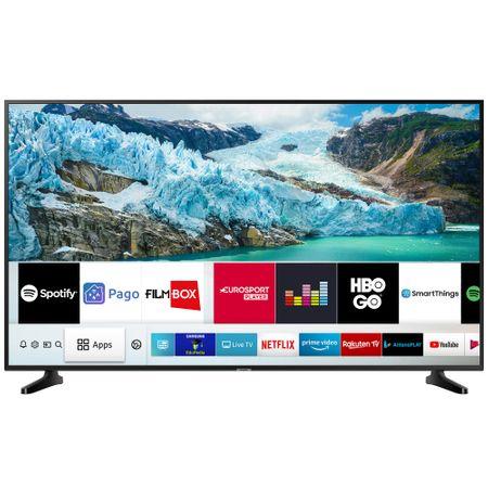 Televizor LED Smart Samsung, 163 cm, 65RU7092, 4K Ultra HD 0