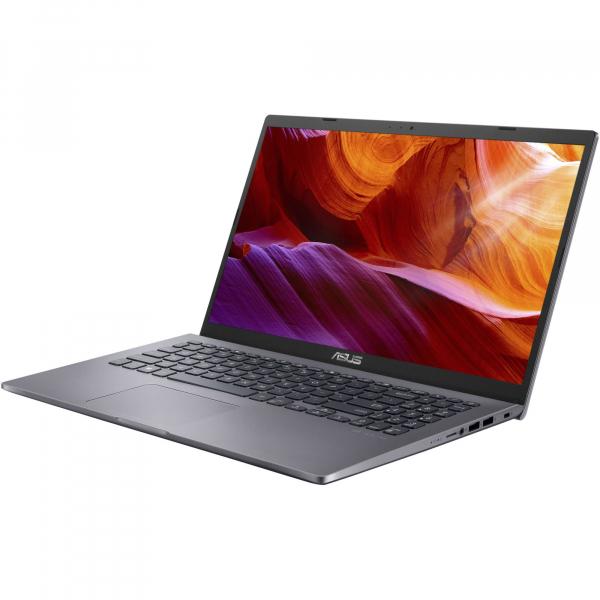 Laptop ASUS 15.6'' M509DA, FHD, Procesor AMD Ryzen™ 3 3200U (4M Cache, up to 3.50 GHz), 8GB, 512GB SSD, Radeon Vega 3, No OS, Gri, M509DA-EJ479 1