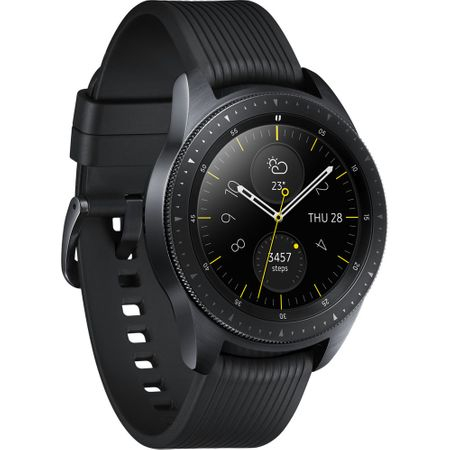 Ceas smartwatch Samsung Galaxy Watch, 42mm, Midnight Black (SM-R810NZKAXEO) 1