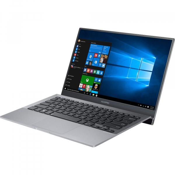 "Laptop ultraportabil ASUS Pro 9440UA-GV0051R cu procesor Intel® Core™ i7-7500U 2.70 GHz, Kaby Lake, 14"", FHD, 16GB, 512GB SSD, Intel® HD Graphics 620, Microsoft Windows 10 Pro, Grey 3"