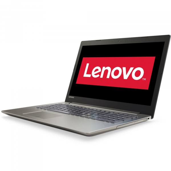 Laptop Lenovo IdeaPad 520-15IKB cu procesor Intel® Core™ i7-7500U 2.70 GHz, Kaby Lake, 4GB, 1TB, DVD-RW, nVIDIA 940MX 2GB, Free DOS, IRON Grey 1