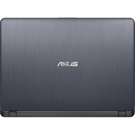 "Laptop ASUS X507UA-EJ828 cu procesor Intel® Core™ i3-7020U 2.30 GHz, Kaby Lake, 15.6"", Full HD, 4GB, 256GB SSD, Intel® HD Graphics 620, Endless OS, Star Grey 2"