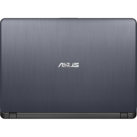 "Laptop ASUS X507UA-EJ1096 cu procesor Intel® Core™ i3-8130U pana la 3.40 GHz, Kaby Lake, 15.6"", Full HD, 4GB, 256GB SSD, Intel® UHD Graphics 620, Endless OS, Star Grey 1"