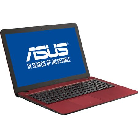 "Laptop ASUS X541NA-GO009 cu procesor Intel® Celeron® N3350 pana la 2.40 GHz, 15.6"", 4GB, 500GB, Intel® HD Graphics 500, Endless OS, Red 2"