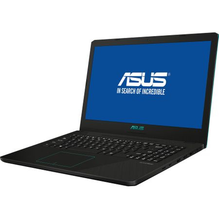 "Laptop ASUS X570ZD cu procesor AMD Ryzen™ 7 2700U pana la 3.80 GHz, 15.6"", Full HD, 8GB, 1TB, NVIDIA GeForce GTX 1050 4GB, Endless OS, Black"