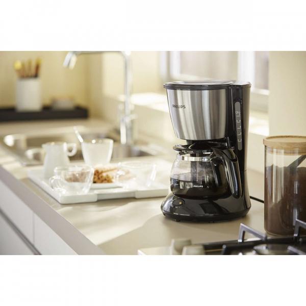 Cafetiera Philips HD7435/20, 700W, 0.6 l, Negru 1