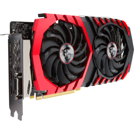 Placa video MSI Radeon RX 570 GAMING, 4GB GDDR5, 256 biti 2