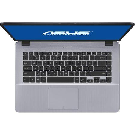 "Laptop ASUS A505ZA-EJ667 cu procesor AMD Ryzen™ 5 2500U pana la 3.60 GHz, 15.6"", Full HD, 4GB, 1TB, Radeon™ Vega 8 Graphics, Endless OS, Dark Grey 4"
