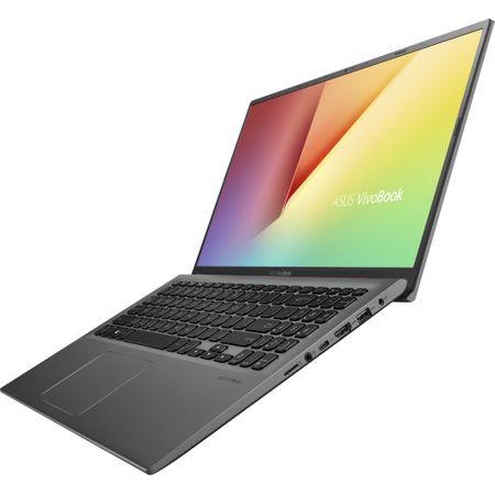 "Laptop ASUS VivoBook 15 X512UA-BQ270 cu procesor Intel® Core™ i3-8130U pana la 3.40 GHz, Kaby Lake, 15.6"", Full HD, 8GB, 256GB SSD, Intel® UHD Graphics 620, Free DOS, Grey 7"