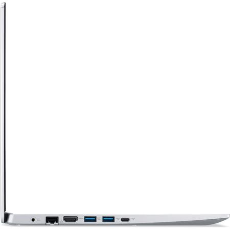 "Laptop Acer Aspire 5 A515-54G-59JE cu procesor Intel® Core™ i5-8265U pana la 3.90 GHz, 15.6"", Full HD, 8GB, 1TB HDD, NVIDIA® GeForce® MX250 2GB, Endless OS, Silver (NX.HFQEX.004) 5"