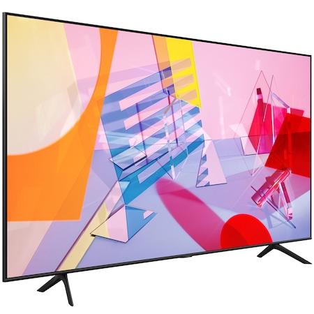 Televizor Samsung 58Q60T, 146 cm, Smart, 4K Ultra HD, QLED, Clasa A+ 2