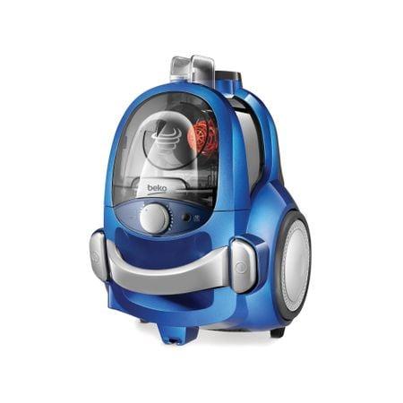 Resigilat - Aspirator fara sac Beko BKS5422D, 1.8 l, 1200 W, Filtru HEPA, Albastru 1