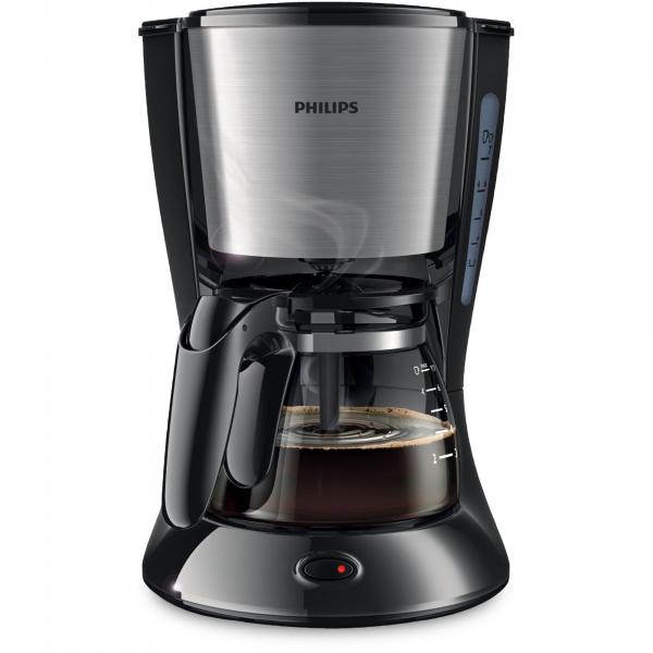 Cafetiera Philips HD7435/20, 700W, 0.6 l, Negru 0