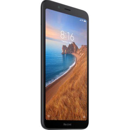 Smartphone Xiaomi Redmi 7A, Snapdragon Octa Core, 16GB, 2GB RAM, Dual SIM, 4G, Baterie 4000 mAh, Matte Black (23666.RO) 7