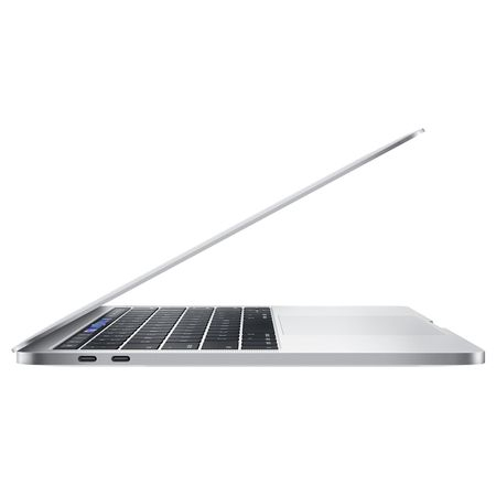 Laptop Apple MacBook Pro 13, (mv992ro/a) ecran Retina, Touch Bar, procesor Intel® Core™ i5 2.40 GHz, 8GB, 256GB SSD, Intel Iris Plus Graphics 655, macOS Mojave, ROM KB, Silver 2