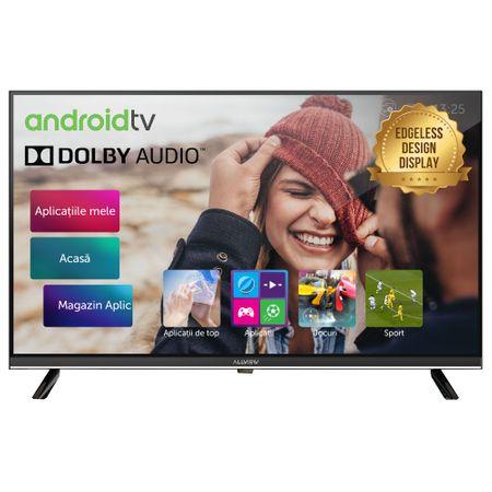 Televizor LED Smart Allview, 81 cm, 32ATS5500-H, HD 0