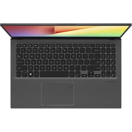 """Laptop ASUS X412FJ-EB021 cu procesor Intel® Core™ i5-8265U pana la 3.9 GHz, 14"""", Full HD, 8GB, 256GB SSD M.2, NVIDIA GeForce MX230 2GB, Endless OS, Slate Grey 8"""