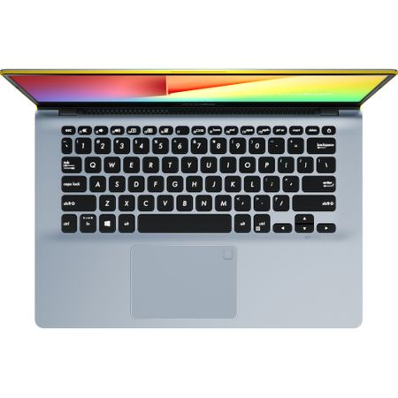 "Laptop ultraportabil ASUS VivoBook S14 S430FA-EB063T cu procesor Intel® Core™ i5-8265U pana la 3.90 GHz, Whiskey Lake, 14"", Full HD, 8GB, 256GB SSD, Intel® UHD Graphics 620, Microsoft Windows 10, Silver Yellow 7"