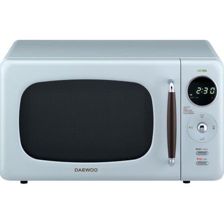 Cuptor cu microunde Daewoo , 20 l, 800 W, Mecanic, Timer, Zero & On 0