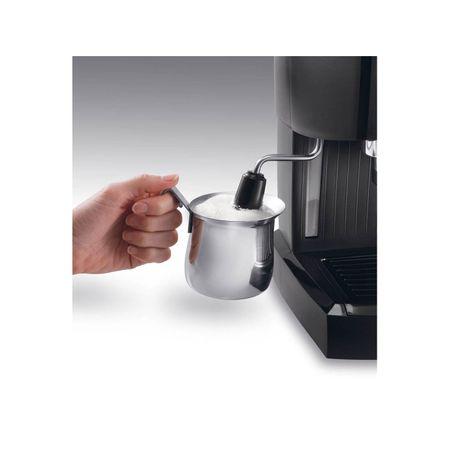 Resigilat -Espressor manual DeLonghi EC 156.B, Negru, Mecanic, 1100 W, 1-2 cesti, Negru 1