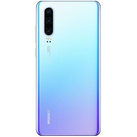 Telefon mobil Huawei P30, Dual SIM, 128GB, 6GB RAM, 4G, Breathing Crystal 1