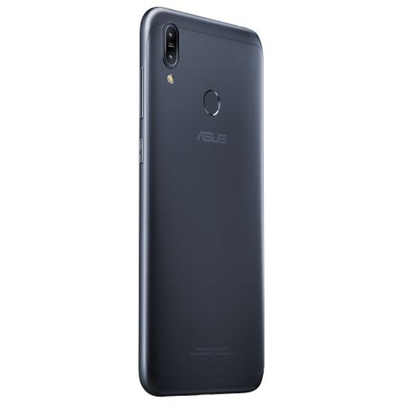 Telefon mobil Asus ZenFone Max M2 ZB633KL, Dual SIM, 32GB, 4G, black 2