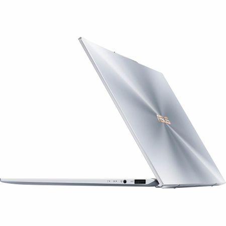 """Laptop ultraportabil ASUS UX392FA-AB002R cu procesor Intel® Core™ i7-8565U pana la 4.6 Ghz, 13.9"""", Full HD, 16GB, 512GB SSD M.2, Intel UHD Graphics 620, Windows 10 Pro, Utopia Blue 9"""