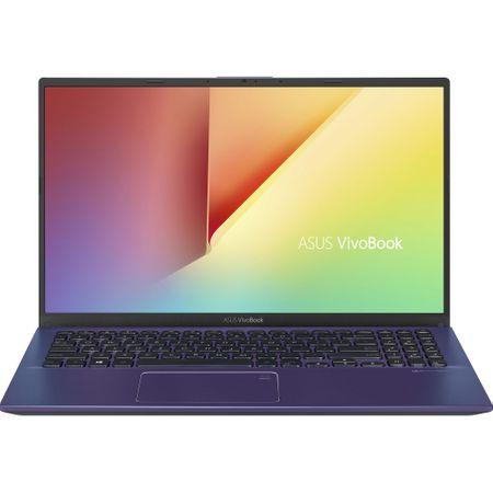 "Laptop ASUS X512FA-EJ991 cu procesor Intel® Core™ i3-8145U pana la 3.9 GHz, 15.6"", Full HD, 4GB, 256GB SSD M.2, Intel UHD Graphics 620, Free DOS, PEACOCK BLUE 0"