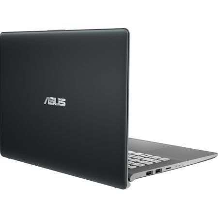 "Laptop ultraportabil ASUS VivoBook S14 S430FA-EB008T cu procesor Intel® Core™ i5-8265U pana la 3.90 GHz, Whiskey Lake, 14"", Full HD, 8GB, 256GB SSD, Intel® UHD Graphics 620, Microsoft Windows 10, Gun Metal 3"