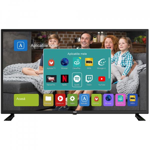 Televizor Nei 39NE4505, 98cm, Smart, HD, LED 0