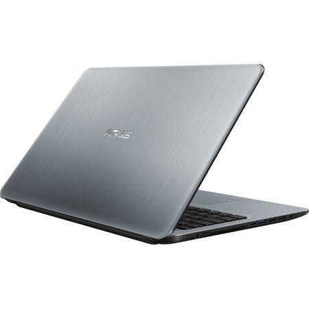 "Laptop ASUS X540MA cu procesor Intel® Celeron® N4000 pana la 2.6 GHz, 15.6"", Full HD, 4GB, 500GB HDD, Intel UHD Graphics 600, Endless OS, Silver Gradient (X540MA-GO358) 8"