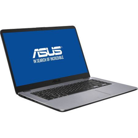 "Laptop ASUS A505ZA-EJ667 cu procesor AMD Ryzen™ 5 2500U pana la 3.60 GHz, 15.6"", Full HD, 4GB, 1TB, Radeon™ Vega 8 Graphics, Endless OS, Dark Grey 3"