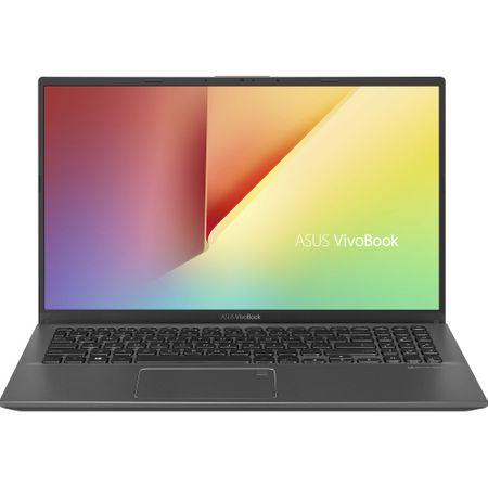 """Laptop ASUS X412FJ-EB021 cu procesor Intel® Core™ i5-8265U pana la 3.9 GHz, 14"""", Full HD, 8GB, 256GB SSD M.2, NVIDIA GeForce MX230 2GB, Endless OS, Slate Grey 1"""