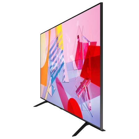 Televizor Samsung 58Q60T, 146 cm, Smart, 4K Ultra HD, QLED, Clasa A+ 4