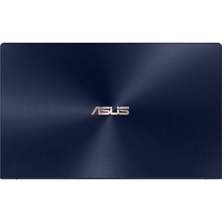 "Laptop ultraportabil ASUS ZenBook 14 UX433FA-A5046R cu procesor Intel® Core™ i5-8265U pana la 3.90 GHz, Whiskey Lake, 14"", Full HD, 8GB, 256GB SSD, Intel® UHD Graphics 620, Microsoft Windows 10 Pro, Royal Blue 10"