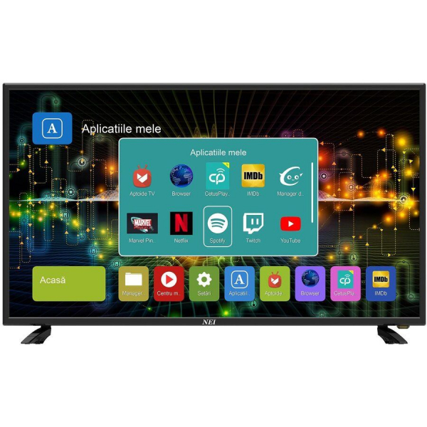 Televizor LED Smart NEI, 127 cm, 50NE6515, 4K Ultra HD 0