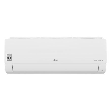 Aparat de aer conditionat LG Standard 9000 BTU, Clasa A++, Functie incalzire, 10 ani garantie compresor, Filtru protectie Dual, Controlul energiei active, S09EQ Dual Inverter, R32 0
