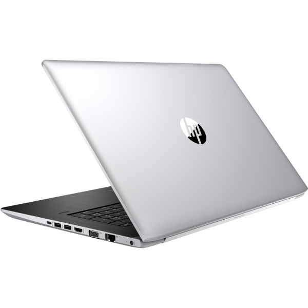 "Laptop HP ProBook 470 G5 cu procesor Intel® Core™ i5-8250U pana la 3.40 GHz, Kaby Lake R, 17.3"", Full HD, 8GB, 1TB, NVIDIA GeForce 930MX 2GB, FPR, Microsoft Windows 10 Pro, Silver, 2RR89EA 4"