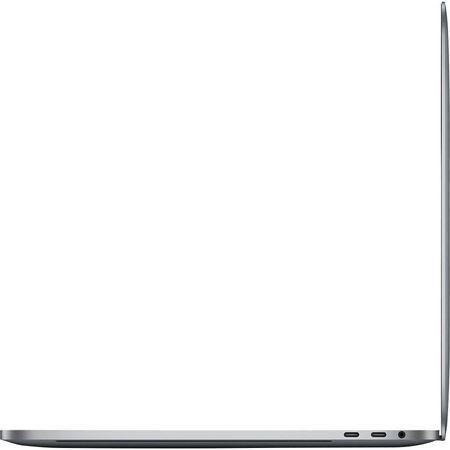 Laptop Apple MacBook Pro 15 (mv902ze/a) ecran Retina, Touch Bar, procesor Intel® Core™ i7 2.60 GHz, 16GB, 256GB SSD, Radeon Pro 555X W 4GB, macOS Mojave, INT KB, Space Grey 2