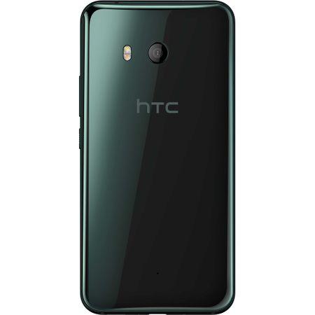 Telefon mobil HTC U 11, Dual SIM, 64GB, 4G, Brilliant Black 1