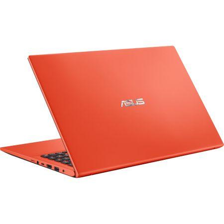 "Laptop ASUS X512FA-EJ925 cu procesor Intel® Core™ i3-8145U pana la 3.9 GHz, 15.6"", Full HD, 4GB, 256GB SSD M.2, Intel UHD Graphics 620, Free DOS, Coral Crush 7"