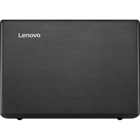"Resigilat - Laptop Lenovo IdeaPad 110-15IBR cu procesor Intel Pentium N3710 pana la 2.56 GHz, 15.6"", 4GB, 500GB, DVD-RW, Intel HD Graphics, Free DOS, Black 3"