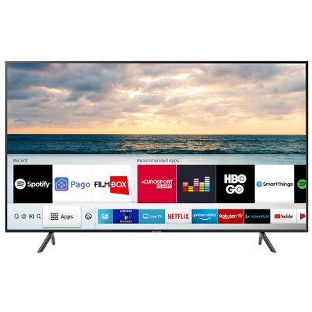 Televizor LED Smart Samsung, 189 cm, 75RU7172, 4K Ultra HD 0