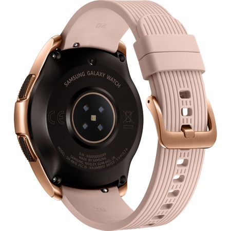Ceas smartwatch Samsung Galaxy Watch, 42mm, Rose Gold 1